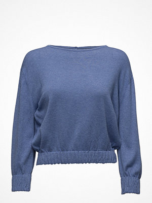 Mango Ruched Detail Sweater