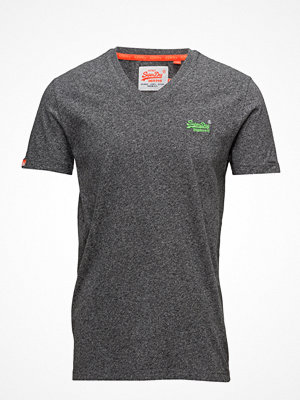Superdry Orange Label Vintage Emb Vee Tee