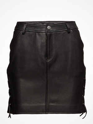 BLK DNM Leather Skirt 5