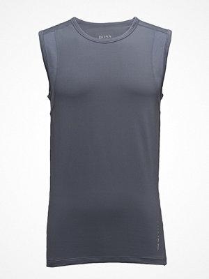 Linnen - BOSS Sl-Shirt Rn Micro?
