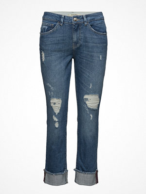 Mos Mosh Emily Turn-Up Jeans