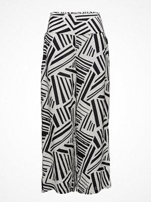 Masai mönstrade byxor Panni Trousers Mw Smock