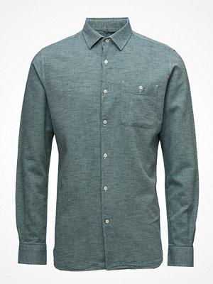 Knowledge Cotton Apparel Structured Shirt - Gots