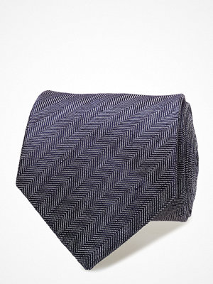 Slipsar - ATLAS DESIGN Tie Herringbone Weave
