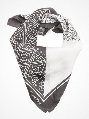 Calvin Klein Silk Logo Mix Bandan