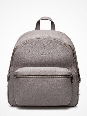Adax ljusgrå ryggsäck Capri Backpack Juillet