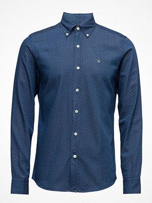 Morris Douglas Indigo Shirt