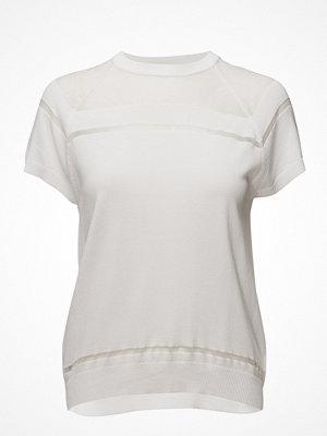 Mango Sheer Panels T-Shirt