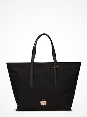 Calvin Klein svart shopper Ed1th Large Tote 437