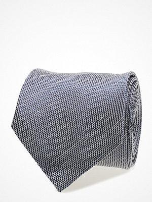 Slipsar - ATLAS DESIGN Tie Linen Blend