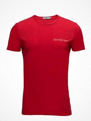 T-shirts - Calvin Klein Jeans Typoko Slim Cn Tee Ss