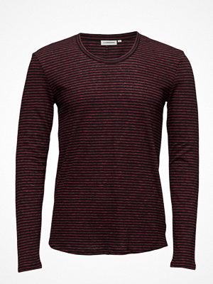 T-shirts - J. Lindeberg Teller Ls Raw Linen Mix