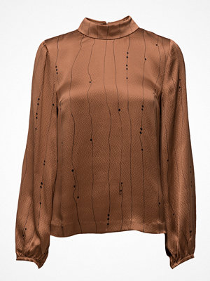Stine Goya Lea, 266 Cells Hammered Silk