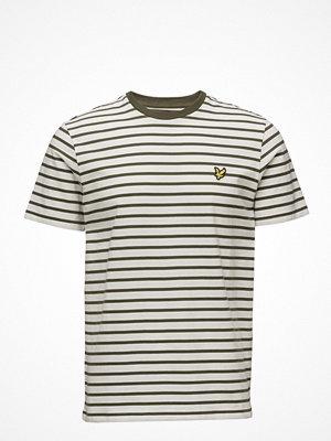 T-shirts - Lyle & Scott Breton Stripe T-Shirt