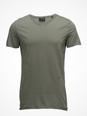 T-shirts - Junk De Luxe Raw Edge Tee