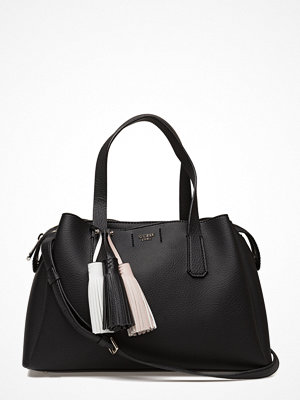 Guess svart weekendbag Rudy Girlfriend Satchel