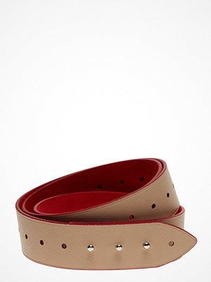 Bälten & skärp - Filippa K Perforated Leather Belt