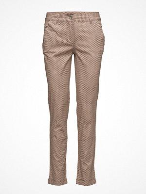 Brandtex byxor med tryck Casual Pants