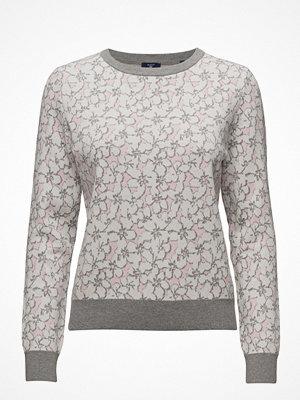 Gant O1. Flower Jacquard Knit