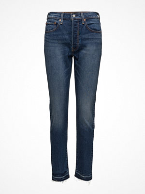 Levi's 501 Skinny Moody Marble
