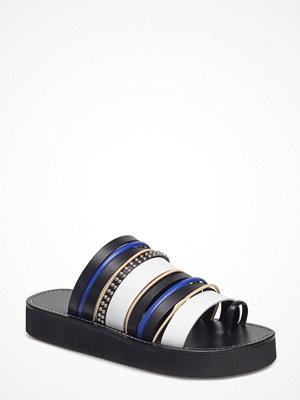 3.1 Phillip Lim Eva - Multi Stripe Sandal