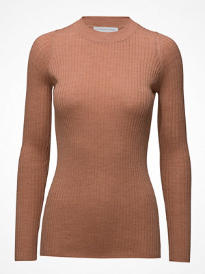 Cathrine Hammel Ribbed Skin Sweater