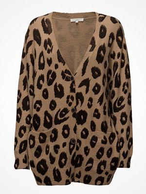 Lee Jeans Leopard Print Cardigan