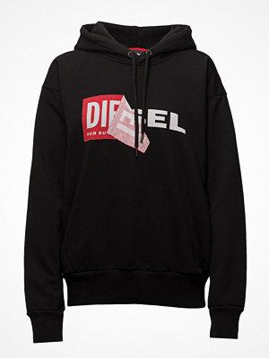 Diesel Women F-Alby-Fl-A Sweat-Shirt