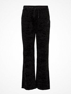Samsøe & Samsøe svarta byxor Sinead Pants 9557