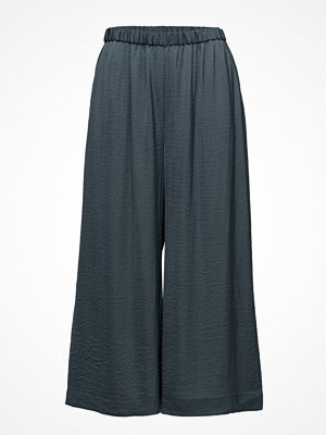 Filippa K grå byxor Tara Pull-On Culottes