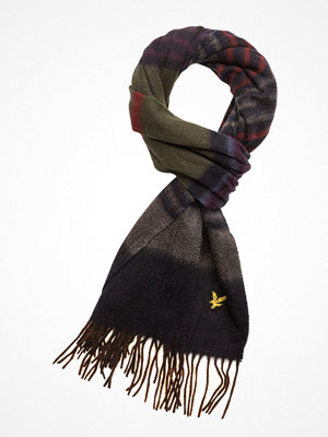 Halsdukar & scarves - Lyle & Scott Horizontal Stripe Scarf