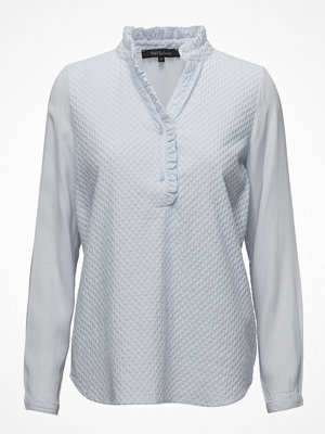 Soft Rebels Mark Frill Shirt