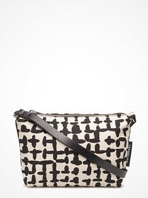 Marimekko mönstrad axelväska Heli Krinni Shoulder-Bag