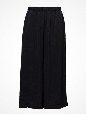 Filippa K svarta byxor Tara Pull-On Culottes