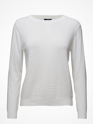 Gant Tech Prep Textured College Crew