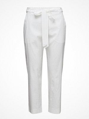 Filippa K vita byxor Lan Cropped Pants