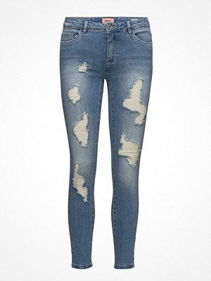 Only Onlcarmen Reg Sk An Dest Jeans Bj11123-1