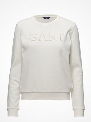 Gant O1. Gant Embroidery C-Neck Sweat