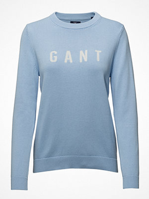 Gant O1. Gant Logo Crew