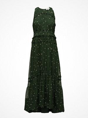 3.1 Phillip Lim Pintuck Gown W Silk Ties