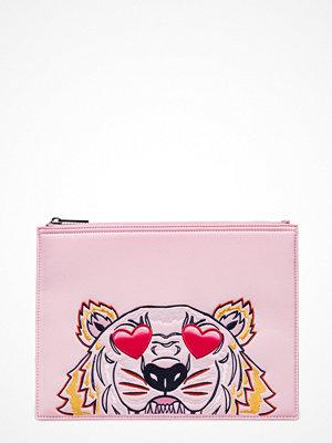 Kenzo kuvertväska med tryck Pouch Special