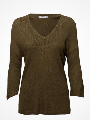 Tröjor - Mango Back Vent Sweater