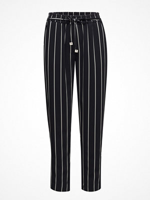 Mango randiga byxor Striped Trousers