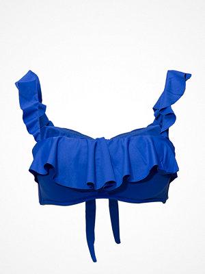 Polo Ralph Lauren Modern Solids Ruffle Ots Bandeau Bra W Uw