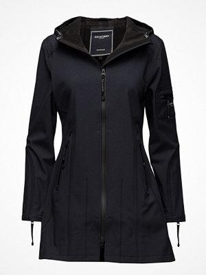 Ilse Jacobsen Hip-Length Softshell Raincoat