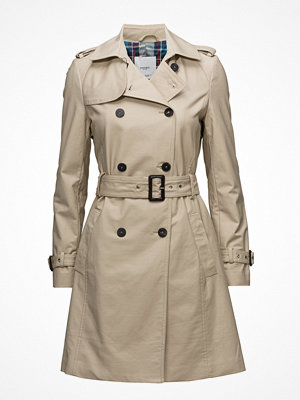Trenchcoats - Mango Double Breasted Trench