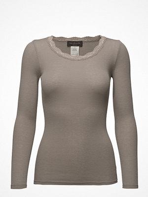 Rosemunde Wool T-Shirt Long Sleeve