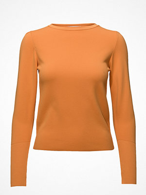 Mango Ribbed Detail Sweater