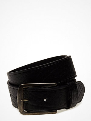 Bälten & skärp - Fred Perry Tumbled Leather Belt