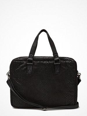 Depeche svart datorväska Large Bag